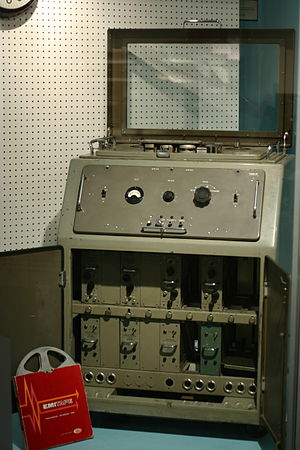 British Tape Recorder - EMI BTR-3