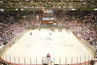 Kansas Coliseum entertainment and sports complex