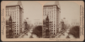 Broadway, the busy thoroughfare, New York, U. S. A., by Strohmeyer & Wyman.png
