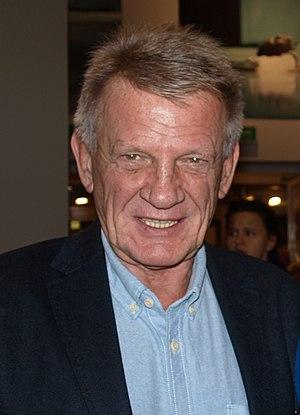 Bronisław Cieślak - Cieślak pictured in 2014.