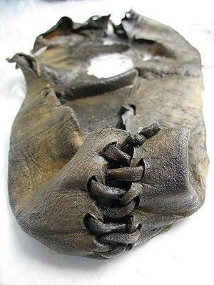Jotunheimen shoe - The Jotunheimen shoe.