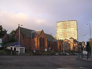 Broomhill, Glasgow district of the Scottish city of Glasgow