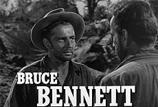Image result for images of bruce bennett in The Treasure of the Sierra Madre
