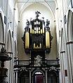Bruges St Salvator's Cathedral organ.JPG