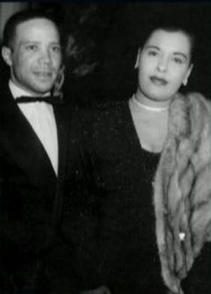 Bobby Tucker - Bobby Tucker and Billie Holiday in 1948