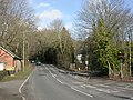 Buckland, road junction - geograph.org.uk - 1715403.jpg
