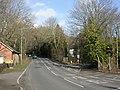 Buckland, road junction - geograph.org.uk - 1715403.jpg