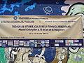 Bucuresti, Romania, Muzeul CFR (In incinta GARII DE NORD) (poster de promovare a expozitiei iunie 2014)(B-II-m-B-18803).JPG