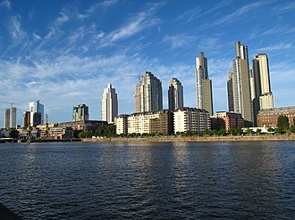 Port of Buenos Aires - Puerto Madero