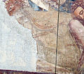 Buffalmacco, trionfo della morte, morti 07 cavaliere in armatura.jpg