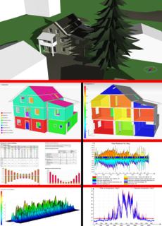 Building performance simulation