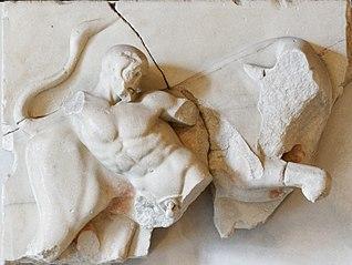 Ηρακλής και ο ταύρος της Κρήτης