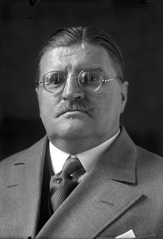 Otto Meissner - Official portrait
