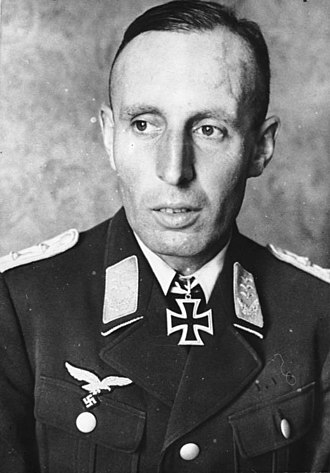 Operation Stösser - Friedrich August Freiherr von der Heydte commanded the operation