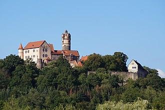 Ronneburg, Hesse - The Ronneburg castle.