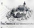Burg Sonneberg um 1555 auf dem Schloßberg.jpg