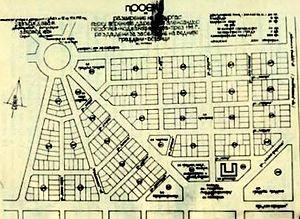 Burgas Plan 1913