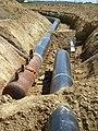 Burgkirchen an der Alz, Bau der Rohrleitung Monaco 1, 1.jpeg