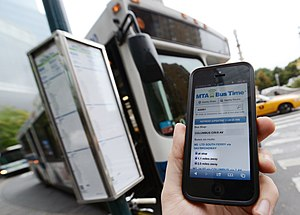 Metropolitan Transportation Authority - MTA Bus Time app