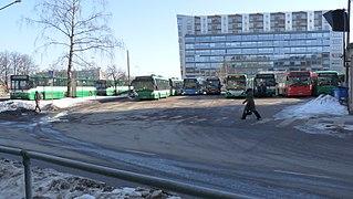 Public transport in Tallinn