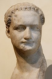 Bust of Domitian in the Capitoline Museums