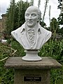 Bust of Humphry Repton, Woburn Abbey gardens.jpg