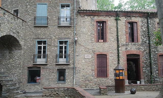 La Maison du-Françoise Claustre Heritage - Арехологический музей Céret, Céret (Сере), Лангедок-Русильон, Франция - путеводитель по городу