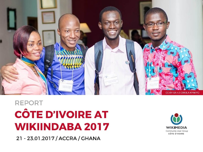 File:Côte d'Ivoire at WikiIndaba 17 EN-REPORT.pdf