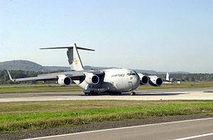 516th Aeronautical Systems Group - C-17 Globemaster III