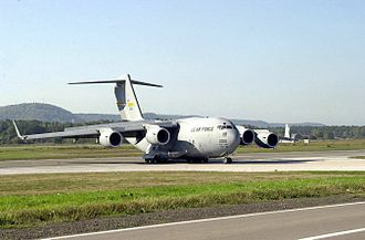 516th Aeronautical Systems Group - C-17 Globemaster III