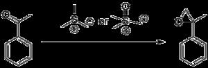 Johnson–Corey–Chaykovsky reaction - Corey–Chaykovsky Reagent