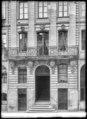 CH-NB - Genève, Maison Cayla, Façade, vue partielle - Collection Max van Berchem - EAD-8717.tif