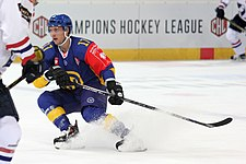 CHL, HC Davos vs. IFK Helsinki, 6th October 2015 26.JPG