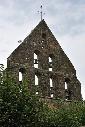 La Bastide-de-Bousignac - The bell tower in La Bastide-de-Bousignac