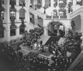 COLLECTIE TROPENMUSEUM Opening van het Koloniaal Instituut 10020669b.tif