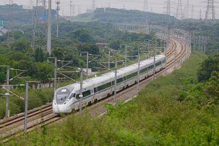Nanjing–Hangzhou high-speed railway railway line