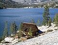 Cabin on Lower Echo Lake (3071796197).jpg