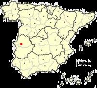 Localización de la ciudad de Alicante en España