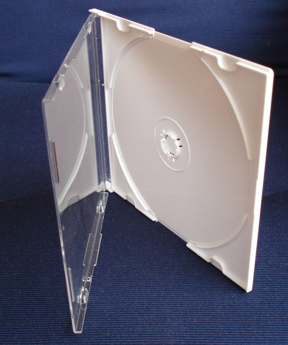Caja de CD