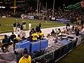 Cal sideline section, 2008 Emerald Bowl 1.JPG
