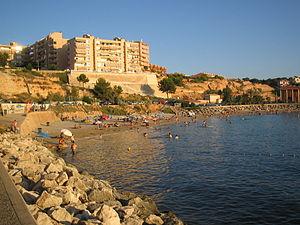 El Toro (Majorca) - An El Toro beach.