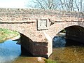 Caldhame Bridge over the Luther Water - geograph.org.uk - 163731.jpg