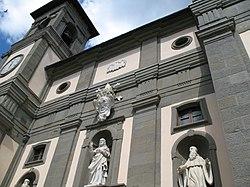 Camaldoli Church