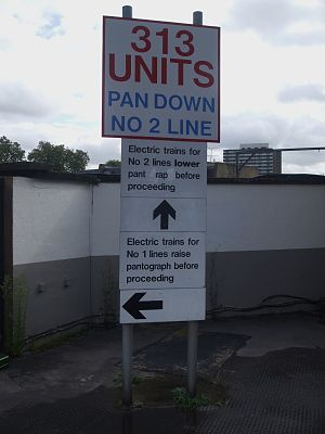 Route knowledge (rail) - All lineside signs must be understood, as well as the action which must be taken when encountering them