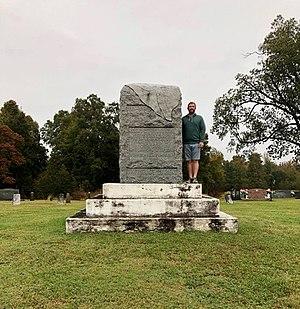 Camp Beauregard Memorial - Image: Camp Beauregard