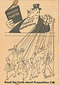 Campaign flyer against Proposition 2 (King County Charter), 1952.jpg