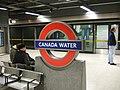 Canada Water station (Jubilee Line), SE16 - geograph.org.uk - 861930.jpg
