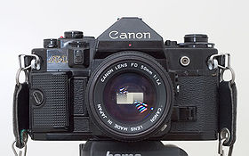Image illustrative de l'article Canon A-1