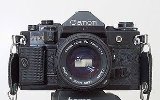 Canon A-1 - Canon A-1