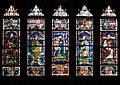Canterbury, Canterbury cathedral-stained glass 03.JPG
